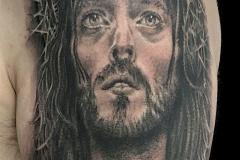 Tatouage Christ
