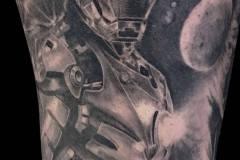 Tatouage ironman