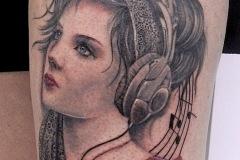 Tatouage thème musique