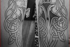 celtic viking nordic tattoo 10