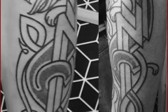 celtic viking nordic tattoo 17