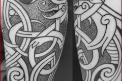 celtic viking nordic tattoo 4