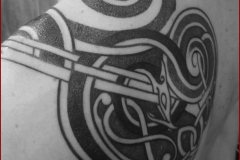celtic viking nordic tattoo
