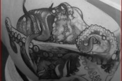 octopus tattoo tatouage poulpe