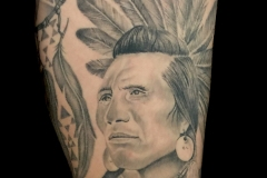 tatouage indien