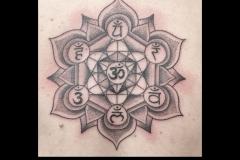 tatouage metatron et ohm