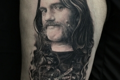 portrait Lemmy