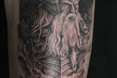 tattoo Odin